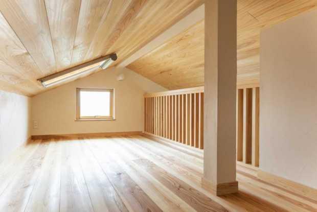 健康リノベーションの木の家